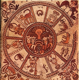אסטרולוגיה בבית אלפא